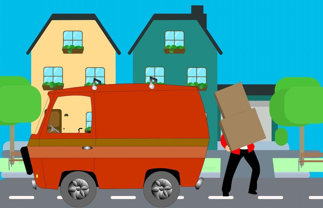 KonMari your house before you move.
