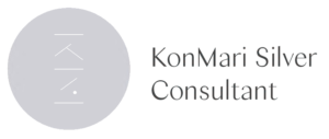 The KonMari Certified Silver badge.