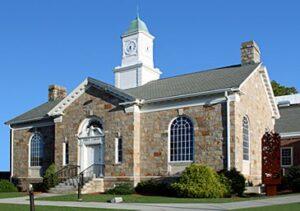 Plainville Public Library.