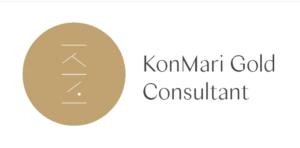 Certified Gold KonMari Consultant