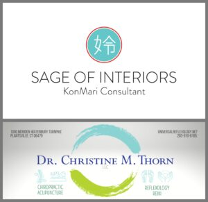 The Tidy Lifestyle Doctor, Sage of Interiors, KonMari Consulting, Connecticut