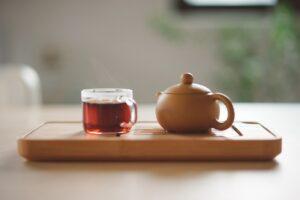 Sage of Interiors tea ritual after winter walks
